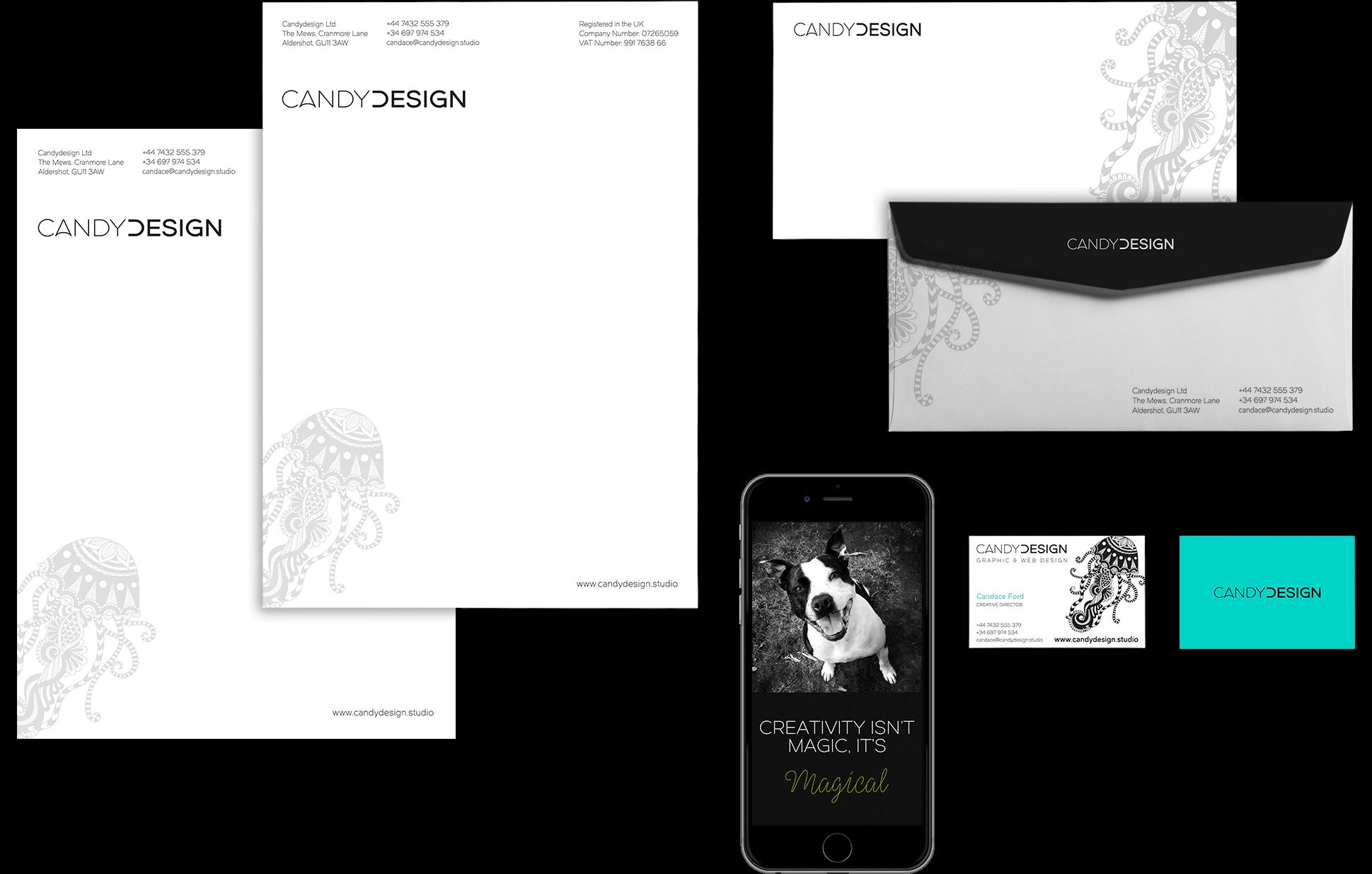 Candydesign Branding
