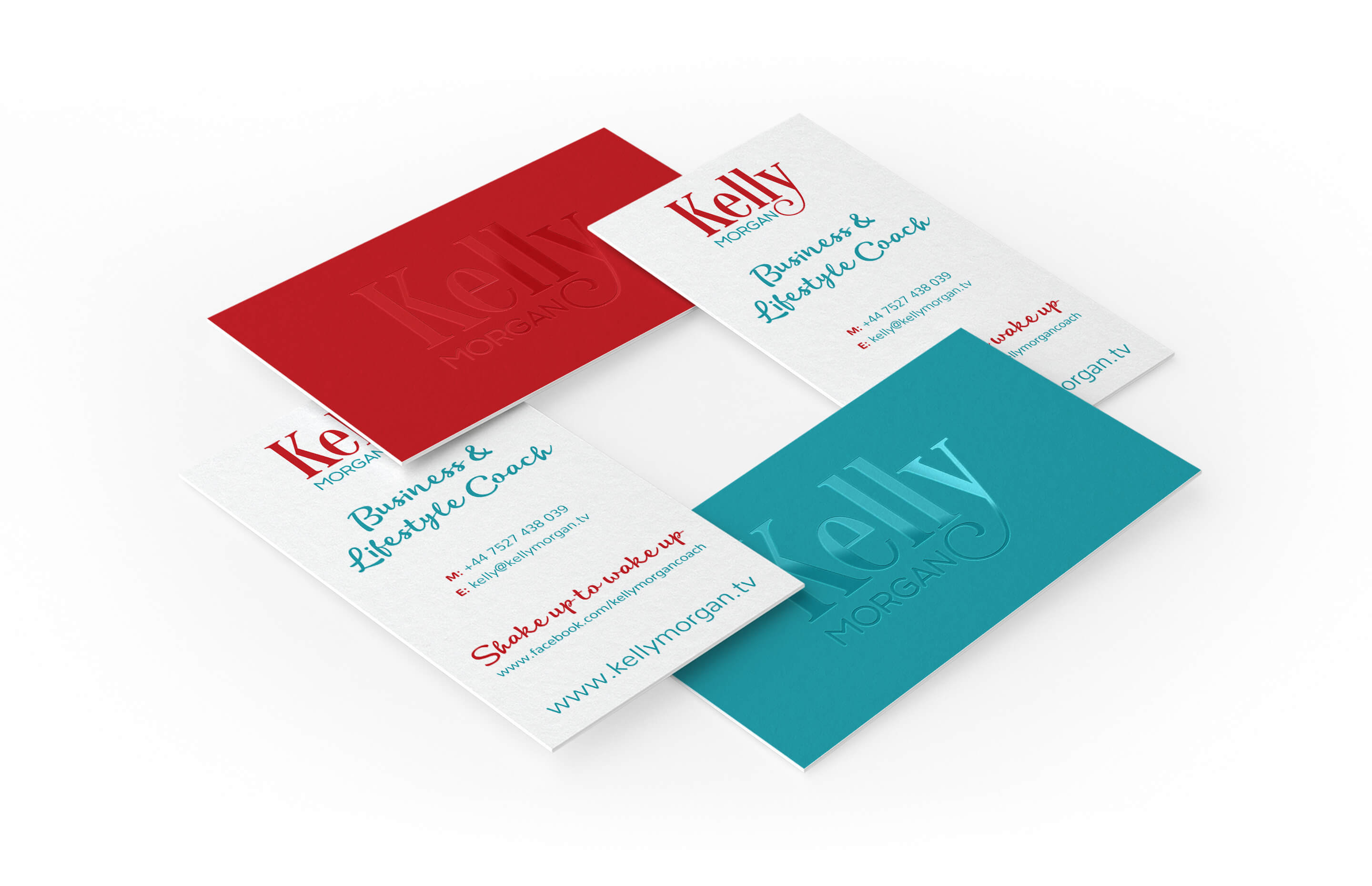 Kelly Morgan Business Cards